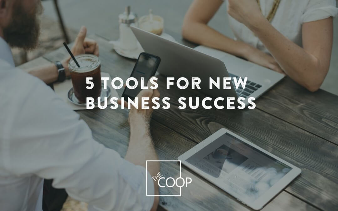5 Tools for New Business Success