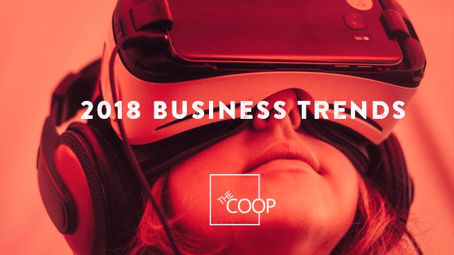 2018 Top Business Trends