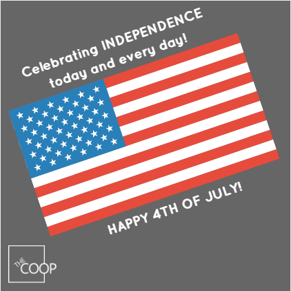 "Happy ""Independents"" Day!"