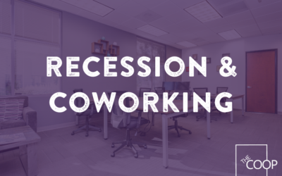 Recession Concerns and Coworking